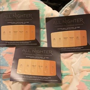 Urban decay all nighter concealer samples